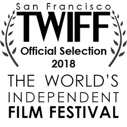 TWIFF official selection 2018 - San Francisco -Logo